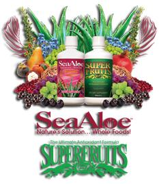 seaaloe new superfruits gt liquid antioxidants vitamins